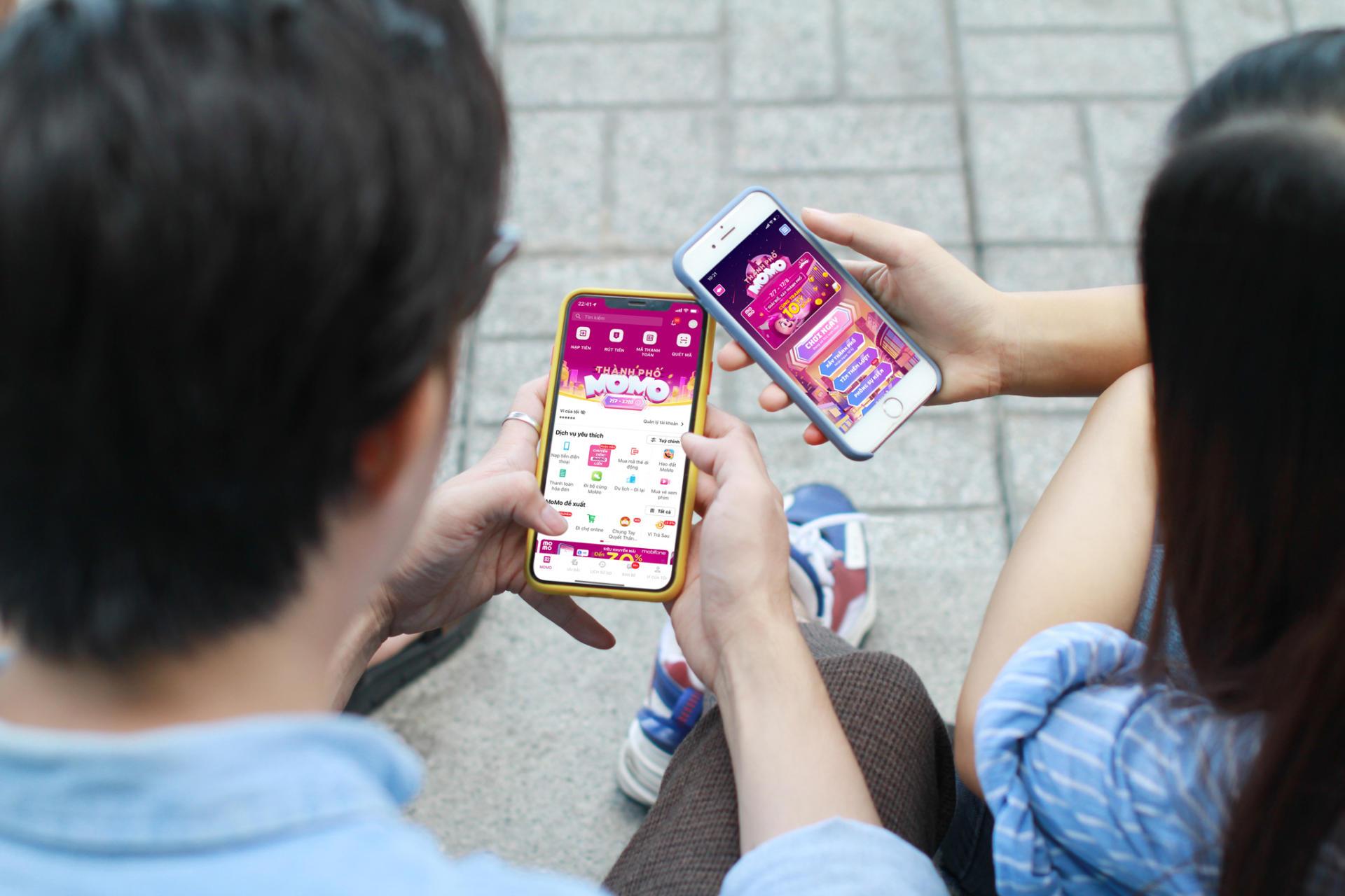 Thành phố MoMo thu hút 8 triệu người chơi, trao quà khủng tại vòng chung kết online