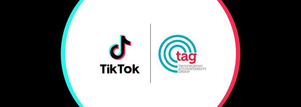 TikTok chính thức được chứng nhận An toàn Thương hiệu Toàn cầu TAG