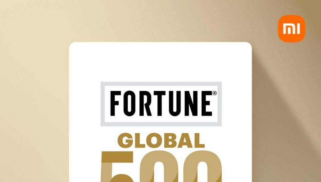 Xiaomi thăng hạng trong danh sách Fortune Global 500