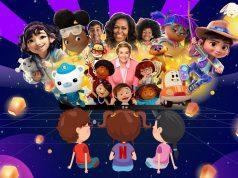 Netflix giới thiệu chương trình dành cho trẻ dịp tết Trung thu
