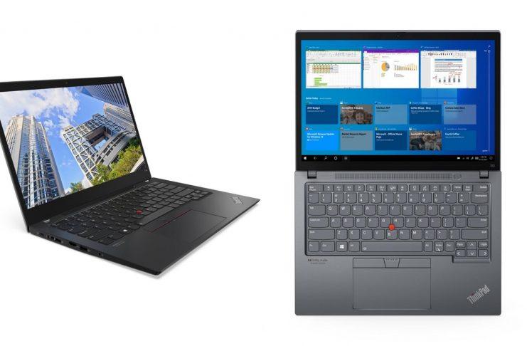 Lenovo ra mắt ThinkPad X13 và T14s thế hệ mới