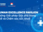 Taiwan Excellence tham gia triển lãm y tế quốc tế Việt Nam Pharmedi 2021