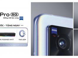 vivo X70 Pro bán từ 4.10, giá 19,99 triệu đồng