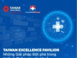Taiwan Excellence tổ chức hội thảo trực tuyến về các giải pháp y tế đột phá