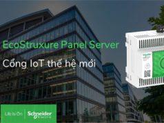 Schneider Electric ra mắt Gateway EcoStruxure Panel Server