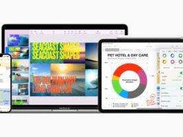 Apple bổ sung các tính năng mới cho bộ ứng dụng iWork