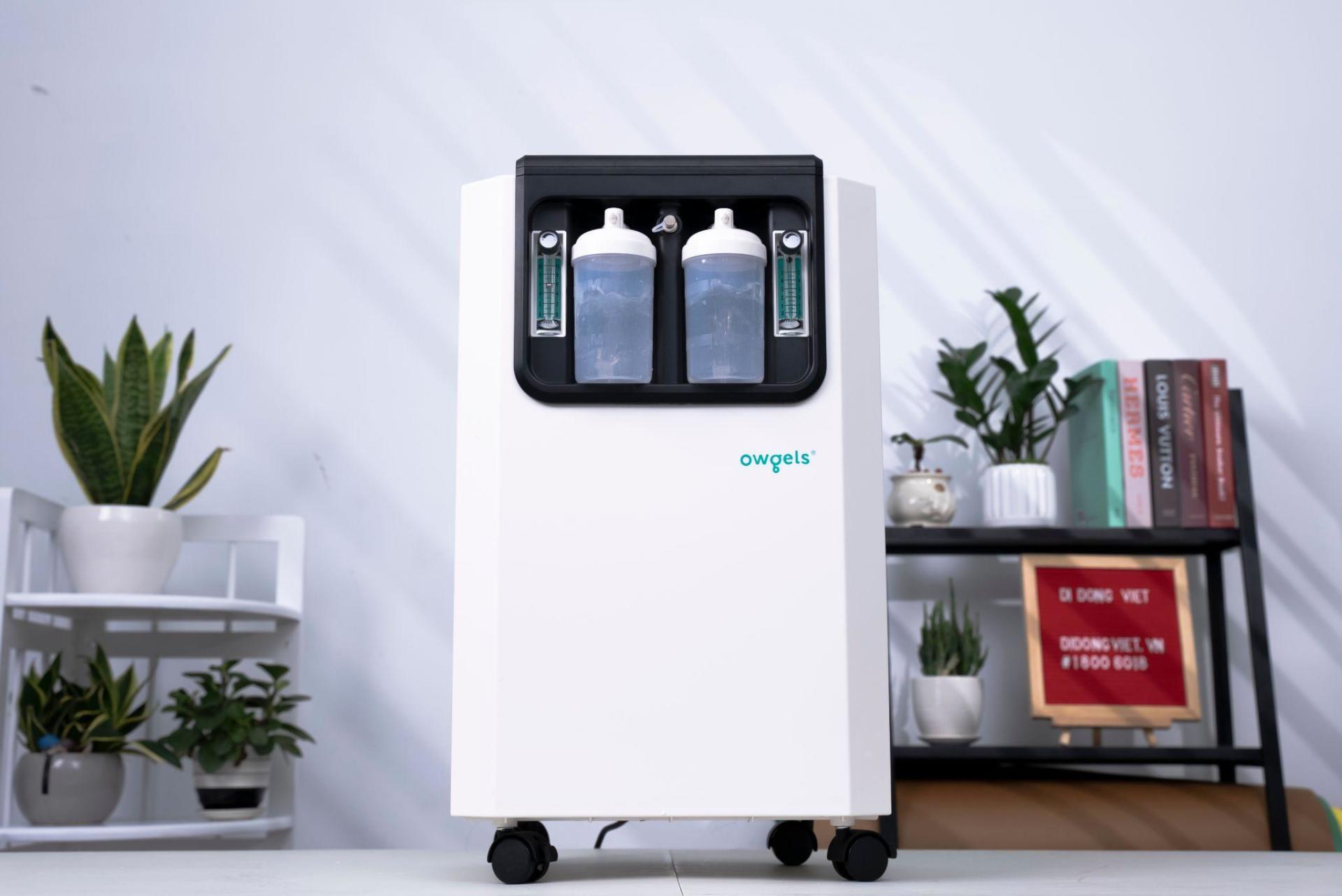 5 máy tạo Oxy chuẩn y tế đáng mua nhất hiện nay
