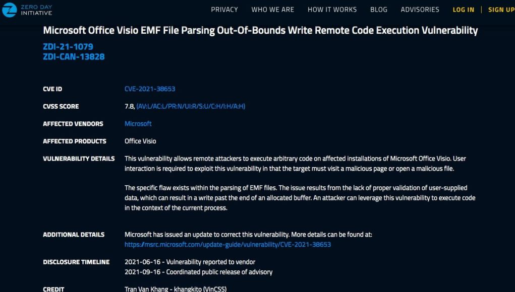 Chuyên gia Việt phát hiện 6 lỗ hổng bảo mật nghiêm trọng của Microsoft, Adobe