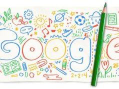 Google chào đón học sinh - sinh viên toàn cầu bước vào năm học mới bằng Doodle Tựu trường