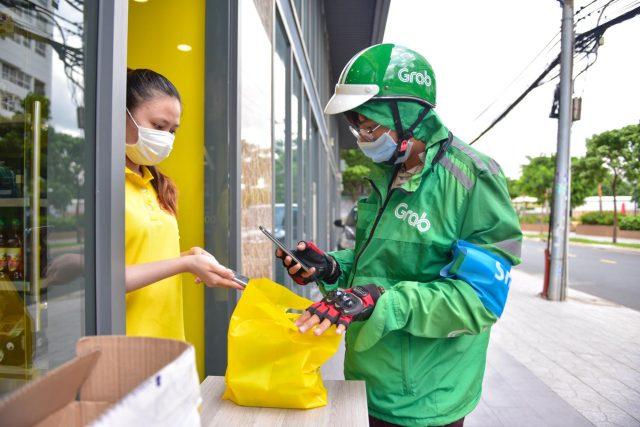 Grab triển khai dịch vụ GrabMart tại Buôn Ma Thuột, Huế, Đà Lạt