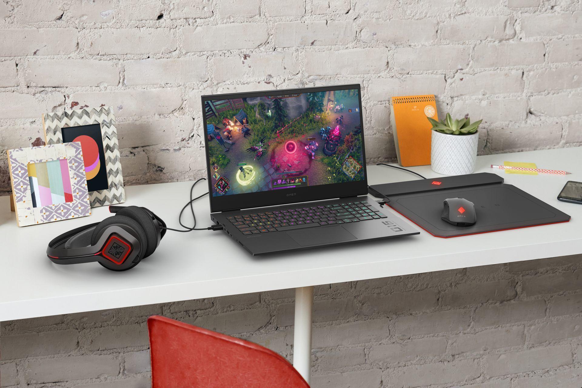 HP ra mắt Máy tính xách tay gaming OMEN 16 – Nâng trải nghiệm game lên tầm cao mới