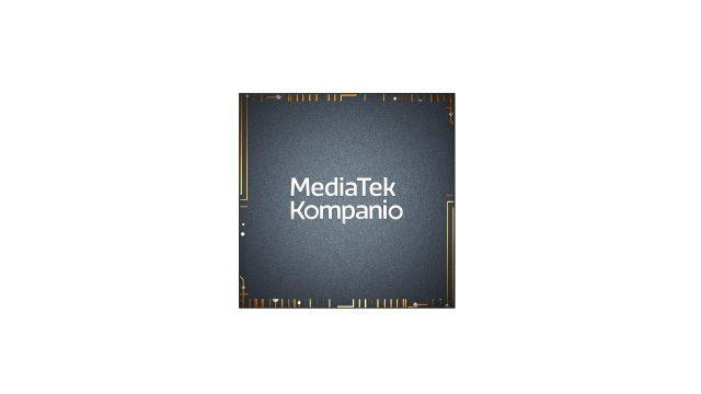 MediaTek công bố Kompanio 900T giúp nâng cao trải nghiệm máy tính cho Tablets và Notebooks