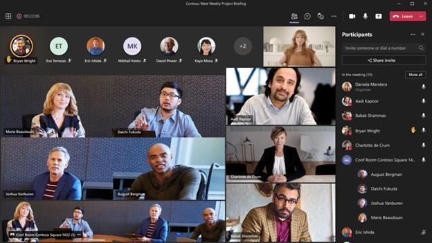 Microsoft và LinkedIn chia sẻ dữ liệu và sản phẩm mới cho mô hình làm việc kết hợp