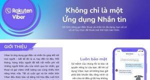 Rakuten Viber ra mắt tính năng Viber Lenses hoàn toàn mới tại Việt Nam