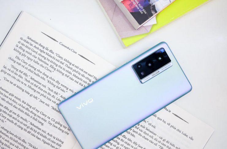 vivo khuấy động thị trường smartphone với flagship X70 Pro