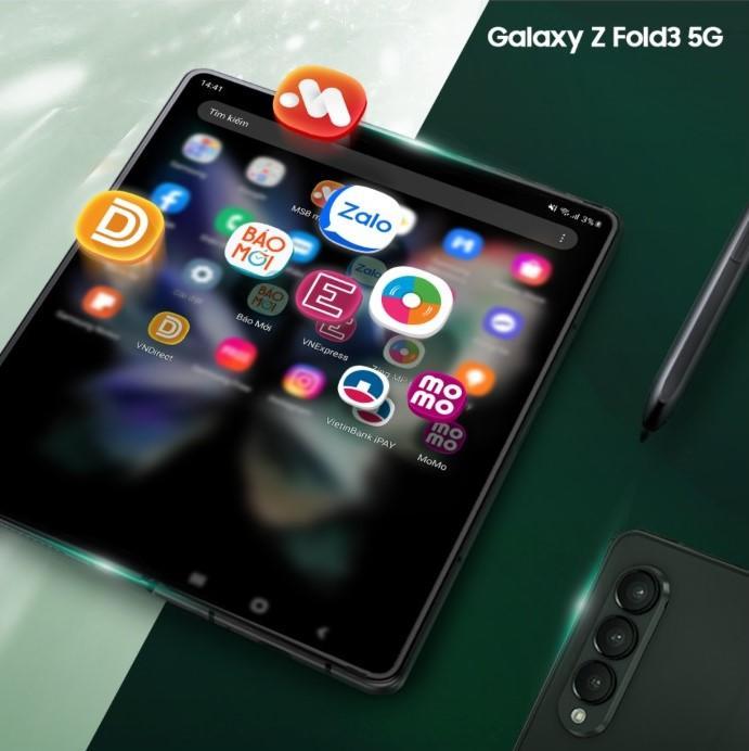 Samsung bắt tay đối tác Việt Nam tối ưu và nâng cấp trải nghiệm Galaxy Z Fold3 và Z Flip3