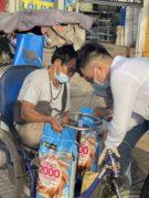 Thế Giới Di Động & Điện máy Xanh trao tặng 2.000 tấn gạo, triệu bữa ăn no cho bà con giữa mùa dịch khó khăn