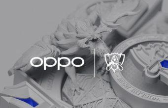 OPPO đồng hành cùng Giải vô địch Liên minh huyền thoại thế giới năm 2021