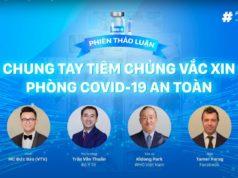 Bộ Y Tế cùng Facebook mở chiến dịch truyền thông 'Tiêm vắc xin - Vững niềm tin'
