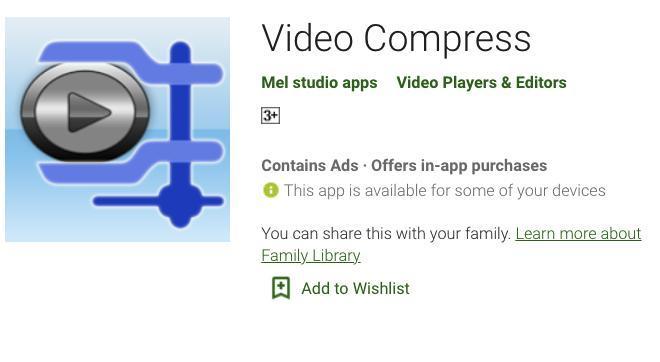Top 6 ứng dụng nén video miễn phí trên điện thoại Android