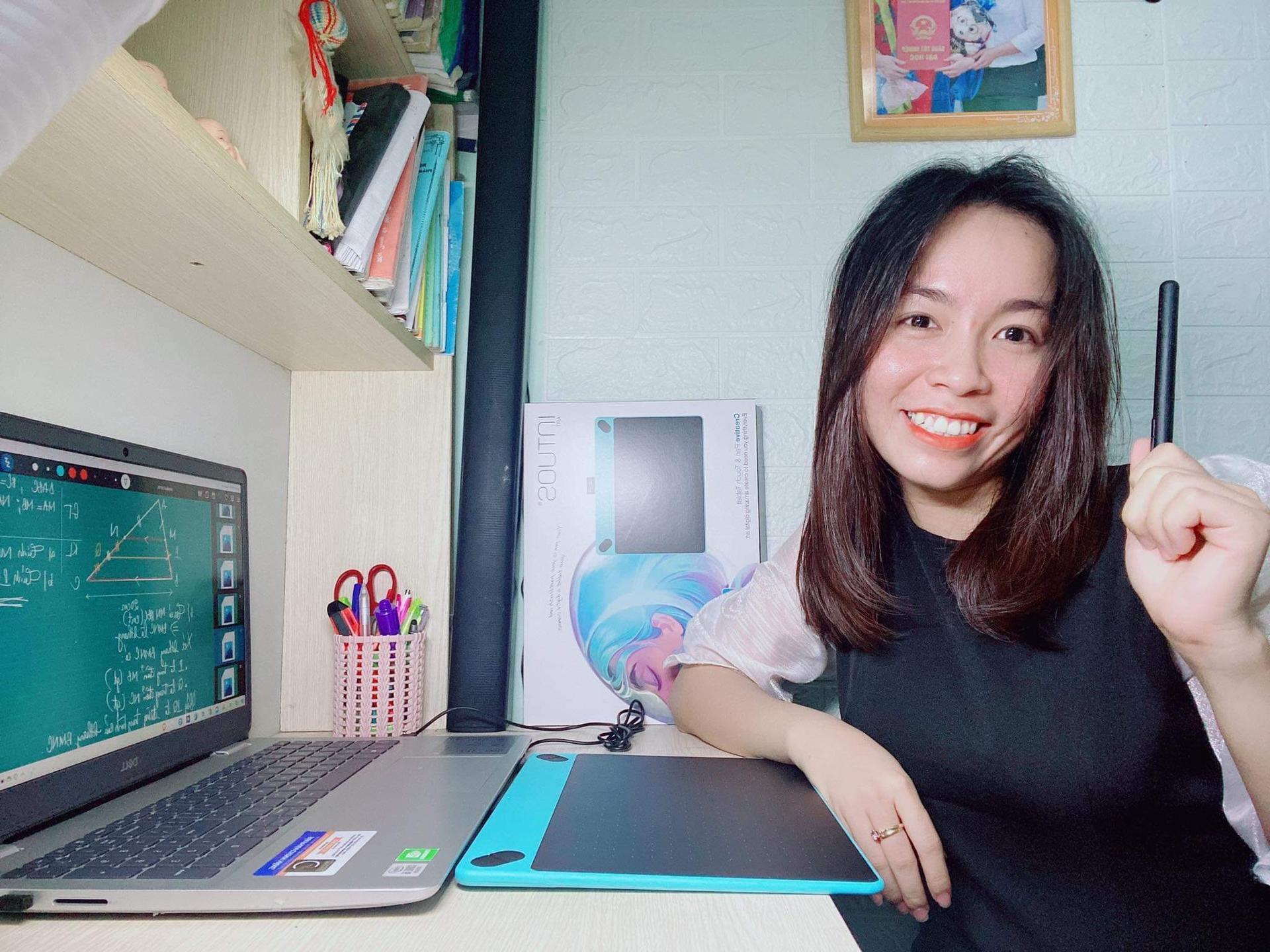Wacom – Lựa chọn thiết thực của giáo viên trong giảng dạy trực tuyến