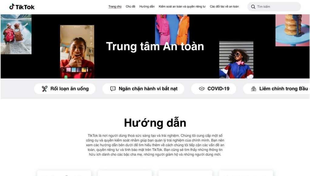 TikTok giới thiệu nguồn tài nguyên mới, hướng dẫn chăm sóc sức khỏe tinh thần cho cộng đồng