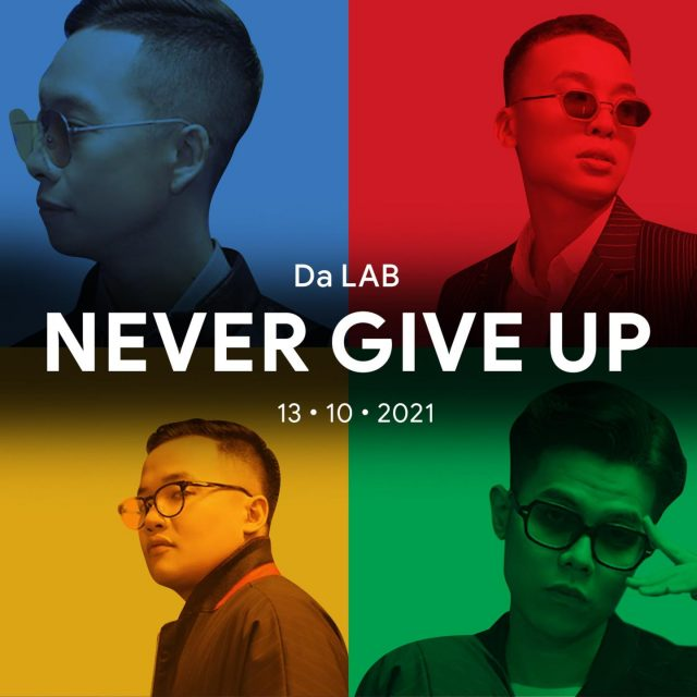 Da LAB ra mắt ca khúc 'Never Give Up' nhân ngày doanh nhân Việt Nam