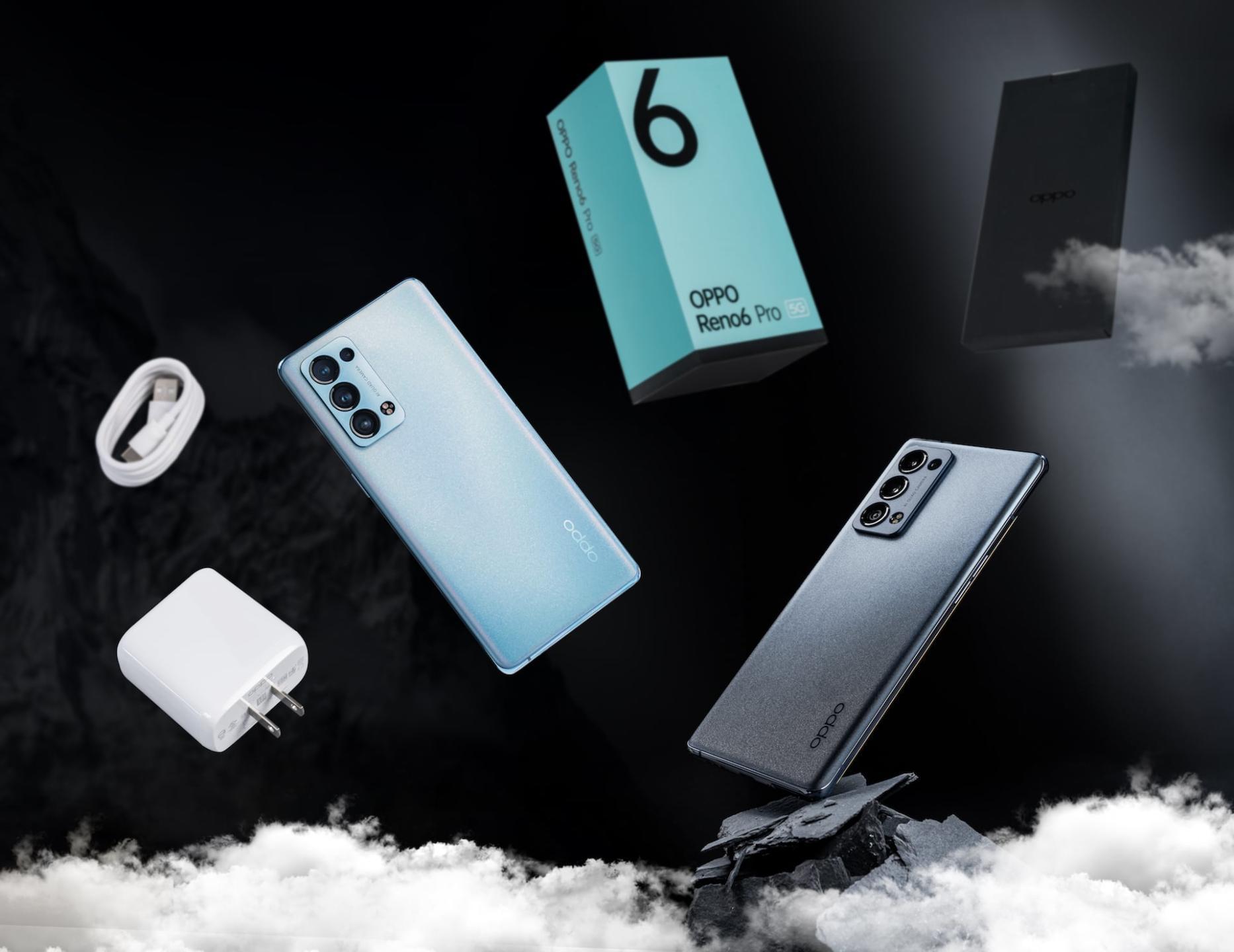 OPPO Reno6 Pro 5G bán độc quyền tại Thế Giới Di Động từ 19.10