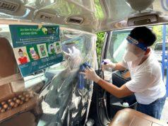 Grab mở lại dịch vụ GrabCar tại Hà Nội, đảm bảo các tiêu chuẩn an toàn cho hoạt động vận chuyển hành khách