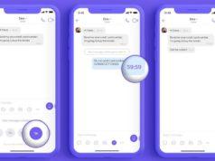 Viber ra mắt tính năng tin nhắn tự động biến mất trong trò chuyện nhóm