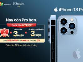 FPT Shop và F.Studio by FPT chính thức nhận đặt trước iPhone 13 Series kèm ưu đãi đến 6 triệu