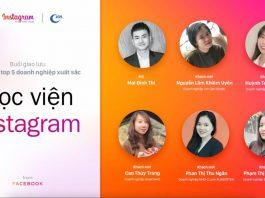 'Học viện Instagram' 2021 khép lại thành công, tạo động lực mới cho nhiều doanh nhân trẻ trên hành trình khởi nghiệp.