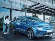 Ra mắt ô tô điện VinFast VF e34 giá 690 triệu đồng