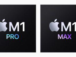 Apple công bố bản nâng cấp chip M1 Pro và M1 Max