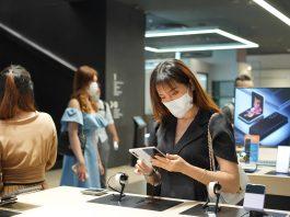 Samsung68 chọn mở cửa ngày 20.10, ghi nhận không khí tấp nập trở lại
