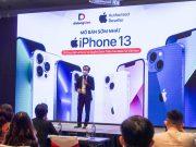 Di Động Việt giao iPhone 13 Series VN/A bắt đầu từ 0 giờ ngày 22.10