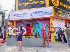 Ra mắt TopZone, Thế Giới Di Động đặt mục tiêu thành chuỗi bán lẻ Apple cao cấp nhất Việt Nam