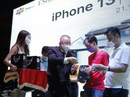 Doanh thu iPhone 13 series của FPT Shop đạt kỷ lục gần 200 tỷ đồng trong ngày đầu tiên