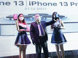 Giữa 'cơn sốt' hàng hóa, FPT Shop về thêm 10.000 iPhone 13 series chính hãng phục vụ khách hàng đặt cọc