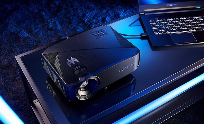 Máy chiếu gaming Predator GD711 và Predator GM712