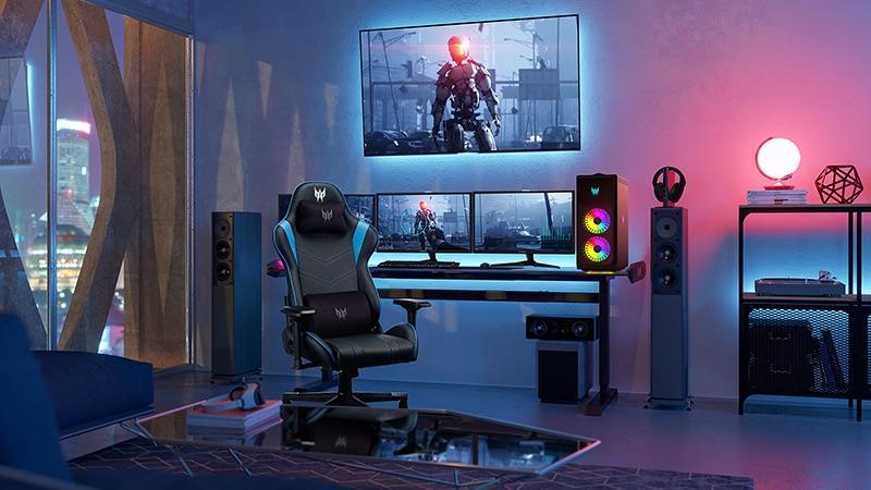 Acer tung máy chơi game Predator Orion 7000 và máy chiếu 4K mới