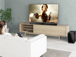 """Loa soundbar SoundMax SB-212: """"cân"""" tốt mọi loại hình giải trí"""