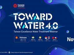 Taiwan Excellence tham gia triển lãm ngành nước Vietwater 2021